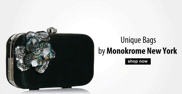Unique Bags by Monokrome New York