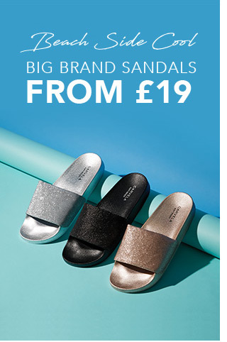 Shop Beach Side Sandals