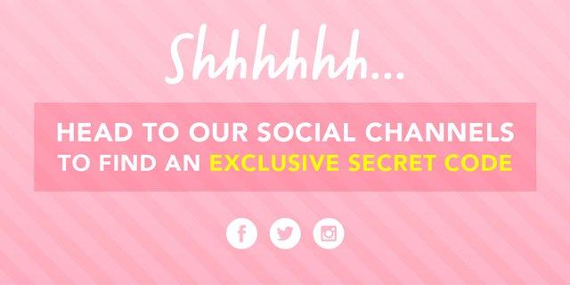 Top Secret Social Exclusive