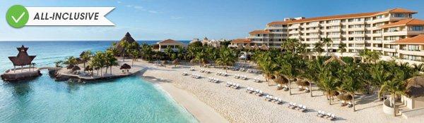 Dreams Puerto Aventuras Resort and Spa - All-Inclusive