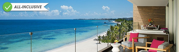 Breathless Riviera Cancun - Adults-Only/All-Inclusive, All Suite Resort and Spa