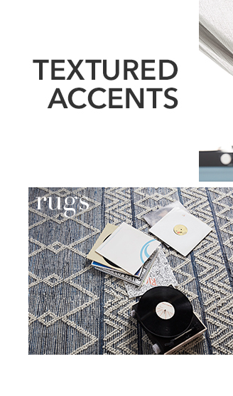 Textured Accents