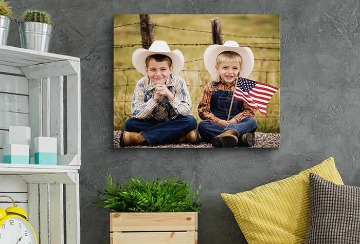 Create a 16x20 Premium Canvas Print