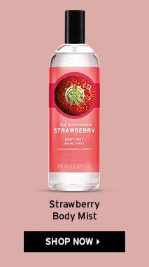 Strawberry Body Mist