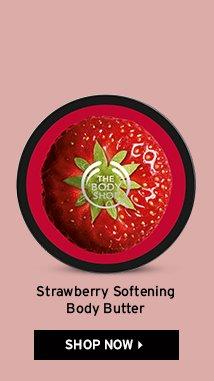 Strawberry Softening Body Butter
