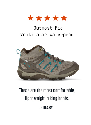 OUTMOST MID VENTILATOR WATERPROOF