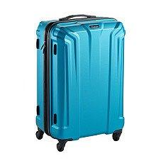"Samsonite 25"" Electric Blue Opto PC 4-Wheeled Luggage"