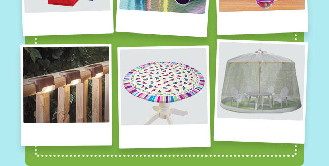Outdoor and Picnic Favorites, Plus Free Shipping!*