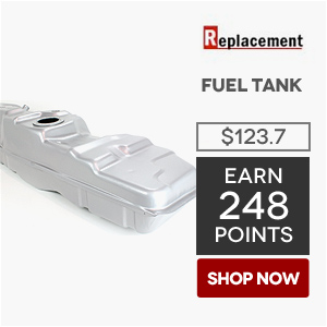 Replacement  Fuel Tank | Price: $123.7 | Earn 248 Points