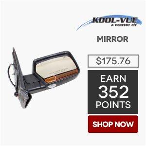 Kool Vue Mirror   Price: $175.76   Earn 352 Points