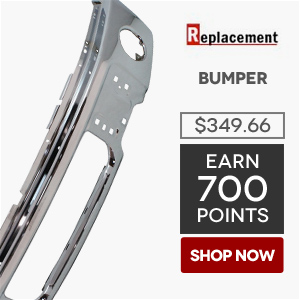 Replacement Bumper | Price: $349.66 | Earn 700 Points
