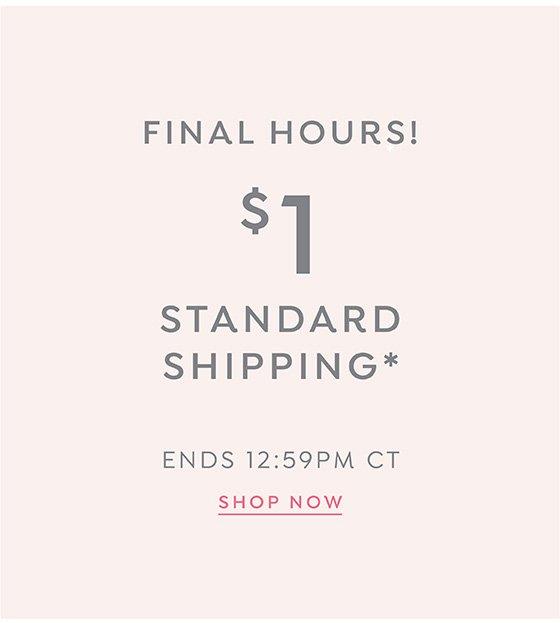 $1 Shipping