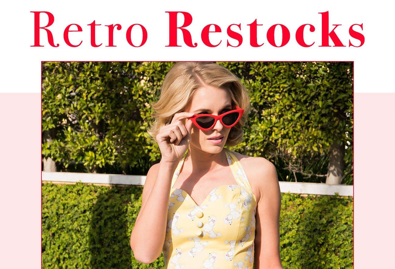Retro Restocks