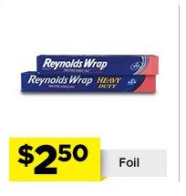$2.50 Foil