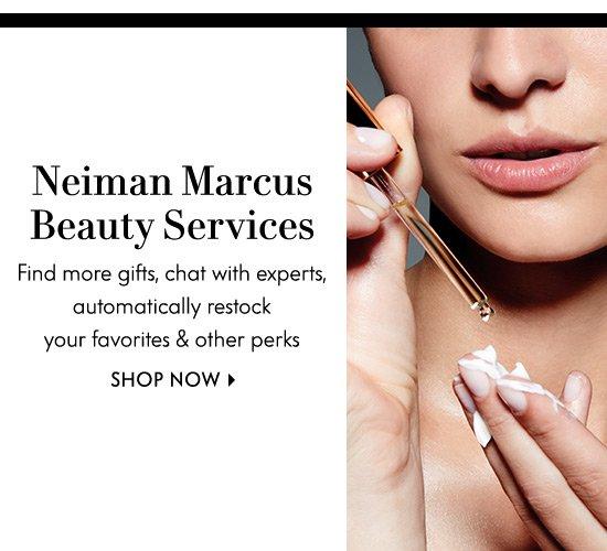 Shop Neiman Marcus Beauty Services