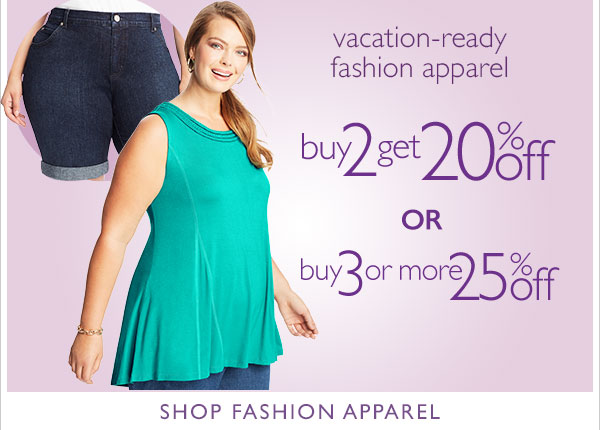 Shop Fashion Apparel on Sale - Turn on your images