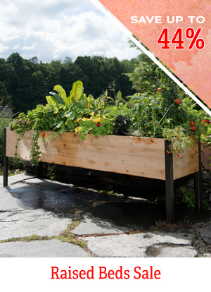 Raised Beds Sale - Save up to 44%