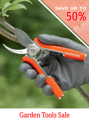 Garden Tools Sale - Save up to 50%