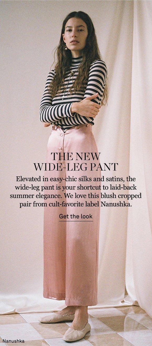 SHOP WIDE-LEG PANTS