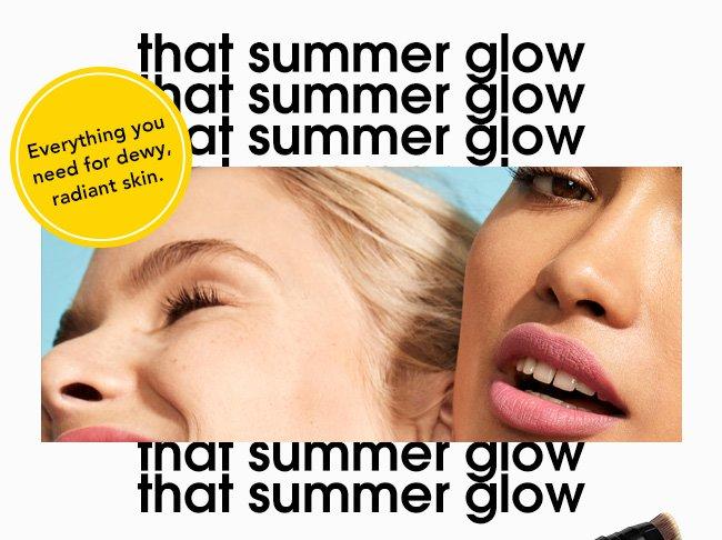 that summer glow