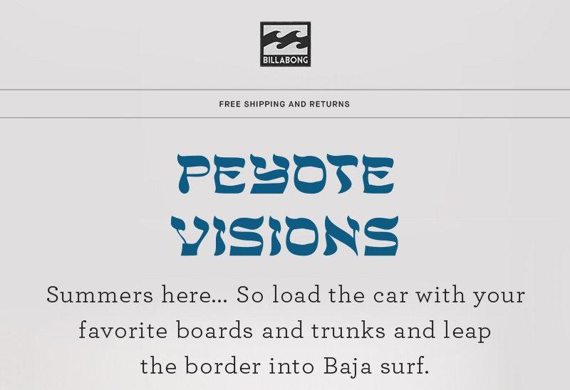 Peyote Visions