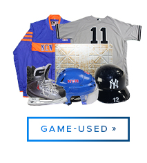 Game-Used Collectibles