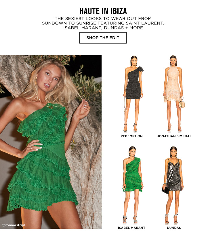 Haute in Ibiza - Shop the Edit