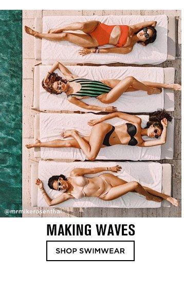 Making Waves - Shop Swim