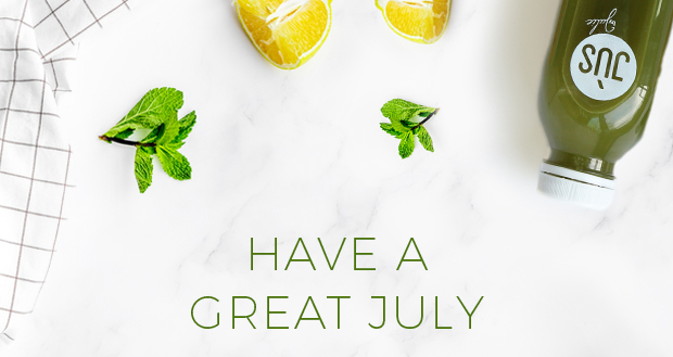 Have A Great July
