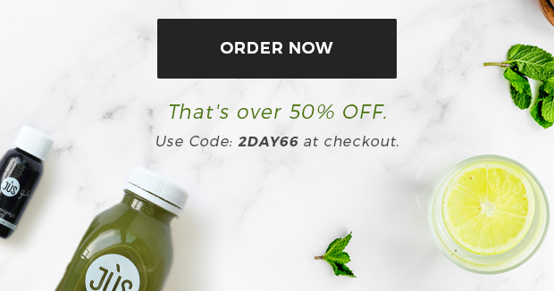 That's over 45% Off. Use code: 2DAY66