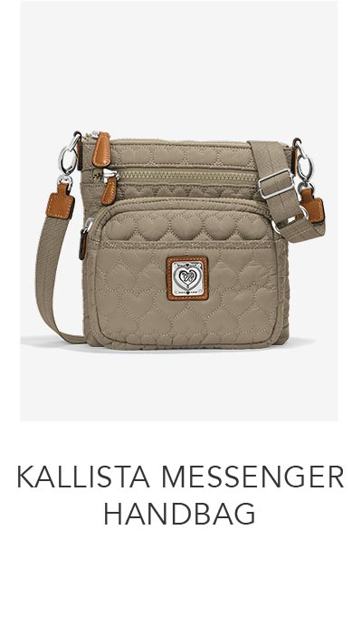 Shop the Kallista Messenger Handbag
