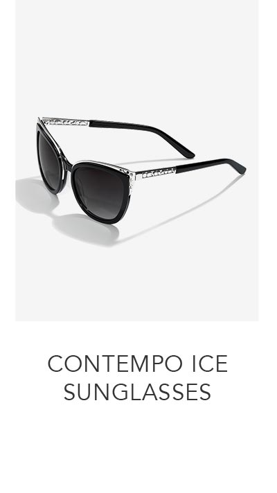 Shop Contempo Ice Sunglasses