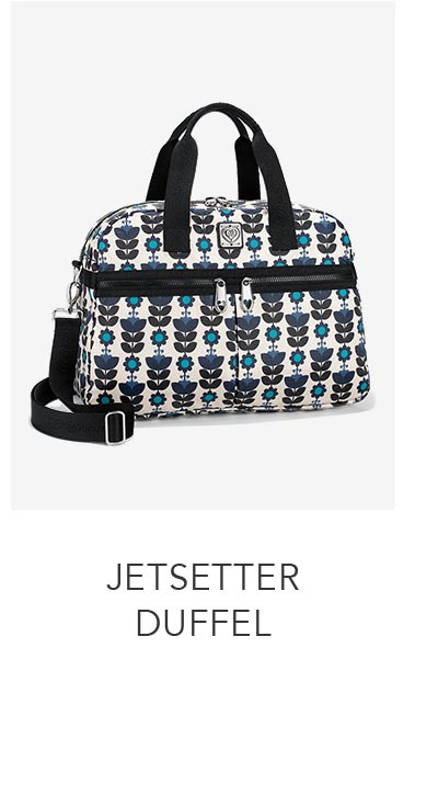 Shop the Jetsetter Duffel