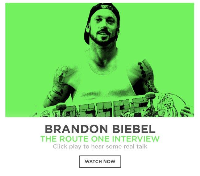 Brandon Biebel R1 Interview