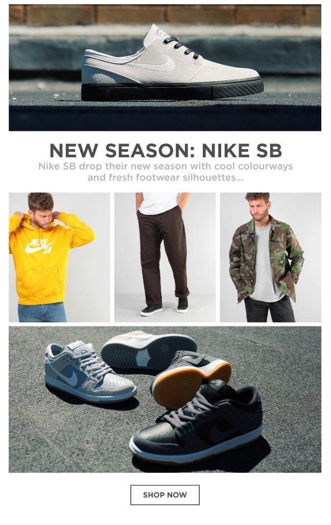 New Season Nike SB