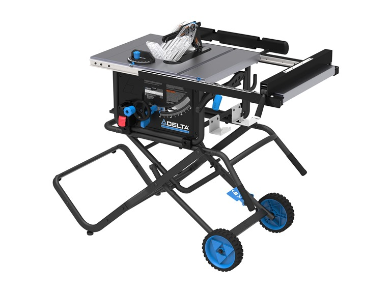 Delta Power Tools Jobsite Table Saw with Stand