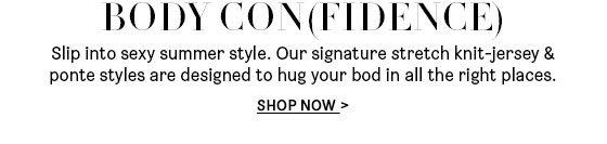 Body CON(FIDENCE)