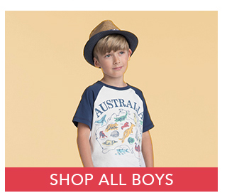 Shop All Boys