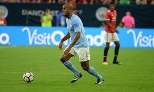 International Soccer  Manchester City vs. Liverpool FC