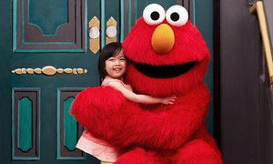 Sesame Place Any Two Day Ticket plus Meal Ticket, Valid through 1/1/19