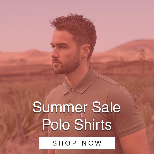 Summer Sale Polo Shirts - Shop Now