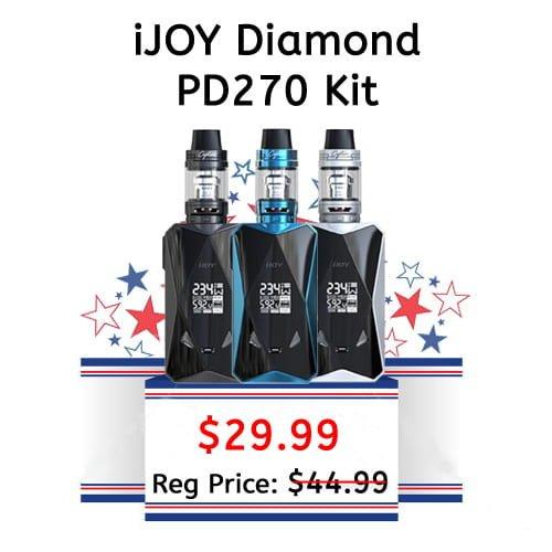 iJOY Diamond PD270 234W Starter Kit