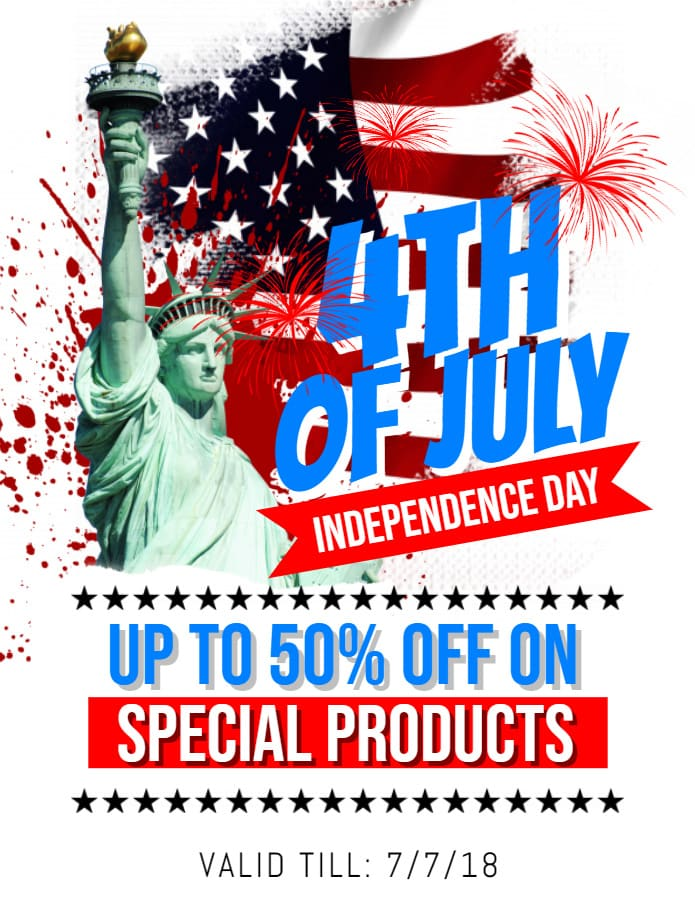 Up To 50% OFF Special Products