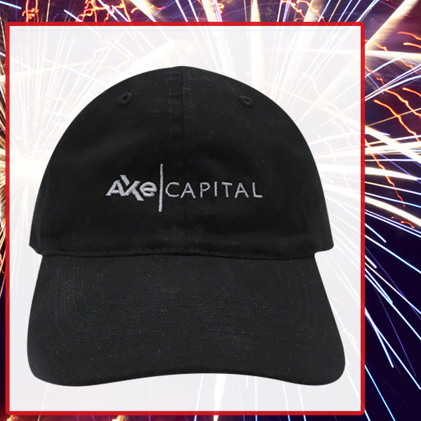 BILLIONS AXE CAPITAL HAT