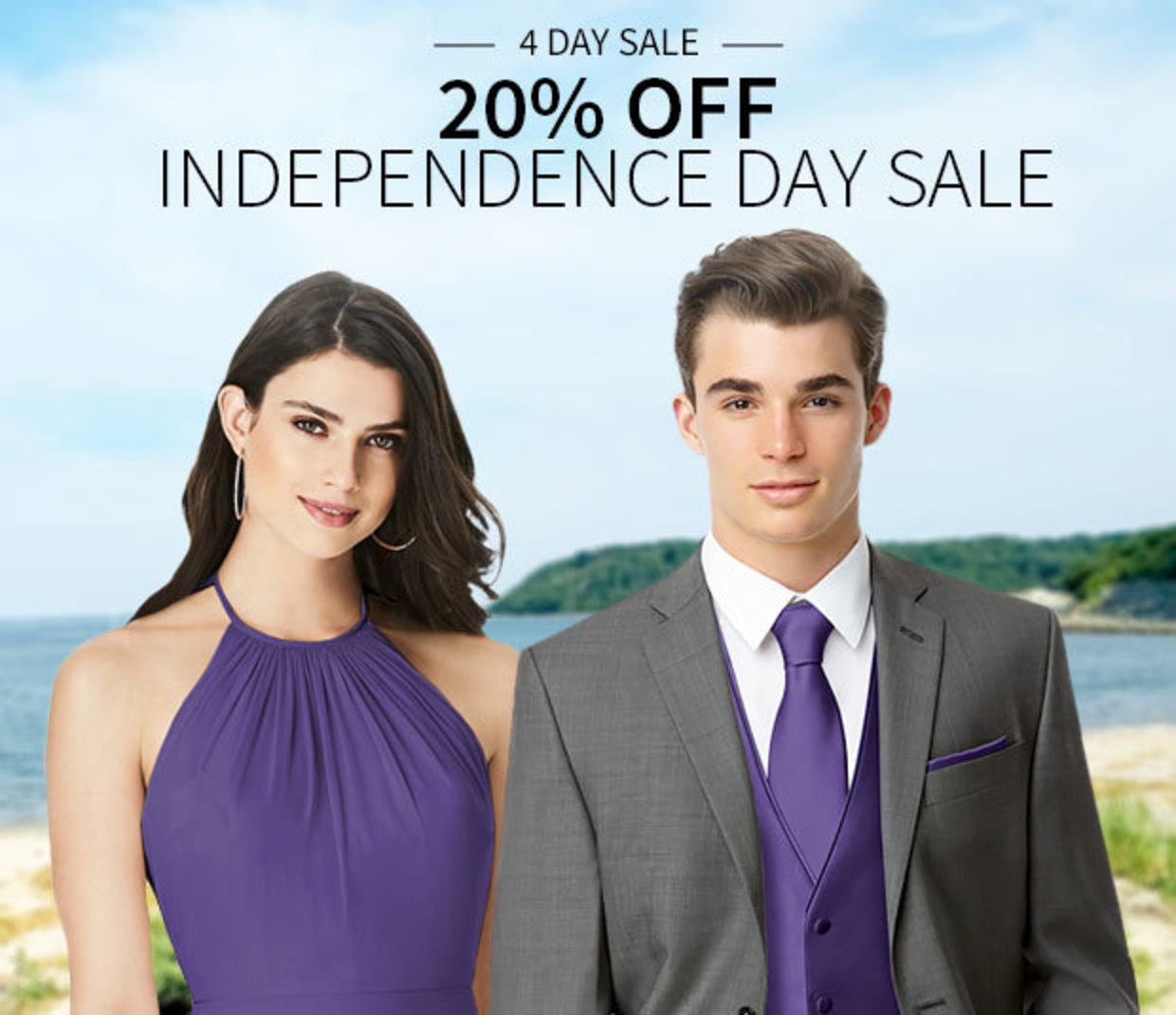 20% Off - 4 Day Sale