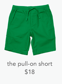 the pull-on short