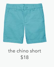the chino short