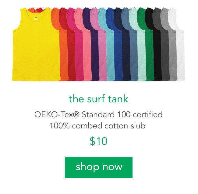 the surf tank