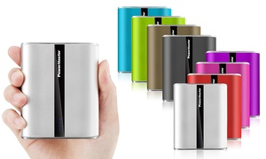 PowerMaster 12,000mAh LED Dual-USB Power Bank