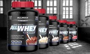 5lb. Tub of ALLMAX ALLWHEY Classic 100% Pure Whey-Protein